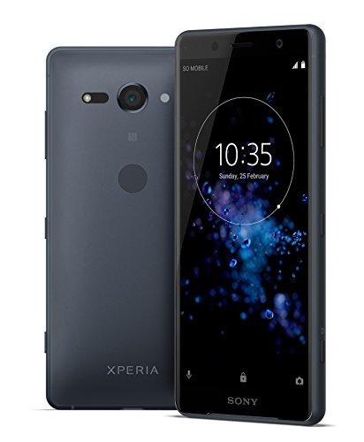 """Sony Xperia XZ2 Compact 5"""" Doppia SIM 4G 4GB 64GB 2870mAh Nero"""