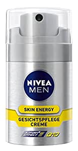 Nivea Men Skin Energy Gesichtspflege Creme Q10, 1er Pack (1 x 50 ml)