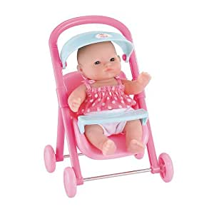 Cup Cake Mini Baby Stroller Doll: Amazon.co.uk: Toys & Games