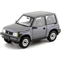 1995 Suzuki Vitara-Escudo Gris Oscuro 1:18 Dorlop 1000Bgy