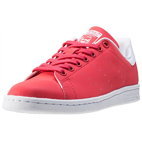 adidas Stan Smith W, Chaussures de Tennis Femme Rose (Core Pink/core Pink/ftwr White)