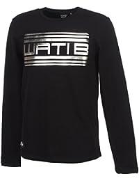 Wati b - Montana h black - Tee shirt manches longues