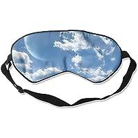 Eye Mask Eyeshade Cloud Sky Sleeping Mask Blindfold Eyepatch Adjustable Head Strap preisvergleich bei billige-tabletten.eu