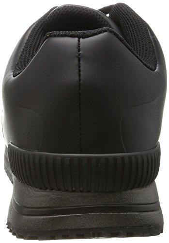 Calvin Klein Edwin Rub Smooth/HF, Baskets Homme Multicolore (Black/pewter)