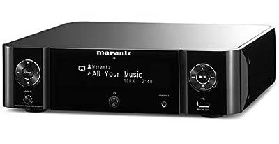 Marantz M-CR511 Sintoamplificatore di Rete, 2 x 60 W, Compatibile con Diffusori Acustici a 4 ohm, Nero occasione - Polaris Audio Hi Fi