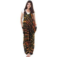 Princess of Asia Hippie Batik Jumper Hose Haremshose Overall Baumwolle 38 40 42 44 S M L