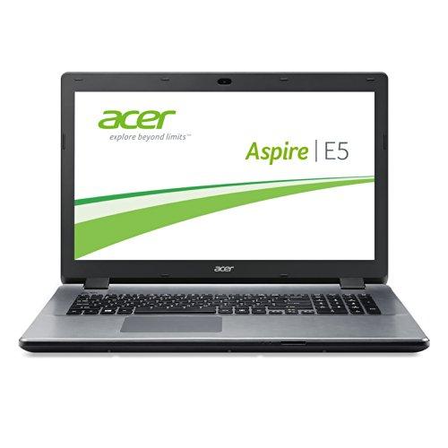 58Z4 43.9 cm (17.3 Zoll) Laptop (Intel Core i5 4210U, 1,7GHz, 4GB RAM, 500GB HDD, NVIDIA GF 820M, DVD, Win 8.1) silber ()