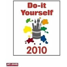 Do-it-yourself Fotokalender 2010, klein/weiss
