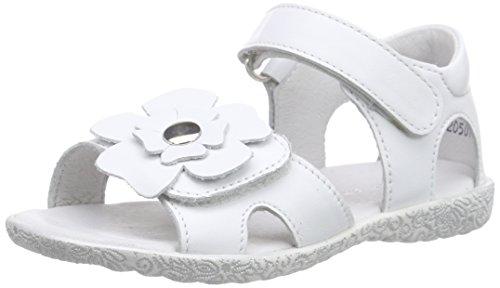Richter Kinderschuhe Sissi S Baby Mädchen Sandalen Weiß (panna  0400)