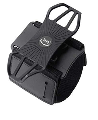 FENGZHILI Handyhalter einkaufen Laufen gehen Klettern Yoga im Freien Sport Handy hängen bequemen Zugang Arm Band stabil