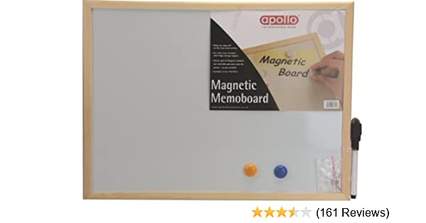 Apollo 40 x 30 cm magnétique memo board