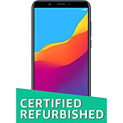 "(CERTIFIED REFURBISHED) Honor 7C Blue (5.99"" FullView Display, 64GB)"