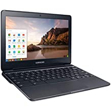 "Samsung 11.6""Chromebook With Intel N3060 Up To 2.48GHz , 4GB Memory, 32GB EMMC Flash Memory, Bluetooth 4.0, USB 3.0, HDMI, Webcam, Chrome Operating System, Metallic Black"