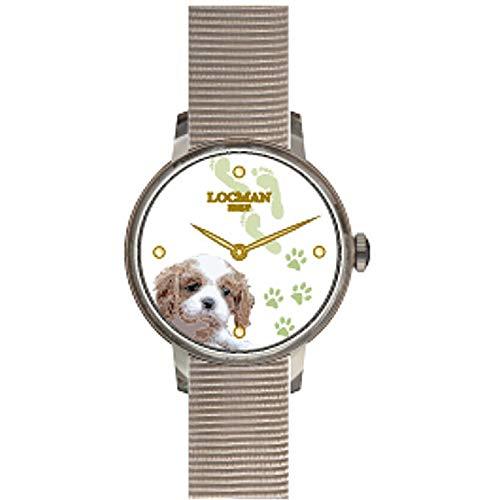 Reloj Solo Tiempo niño Locman 1960 clásico cód. F253A08S-00WHCA2NJ