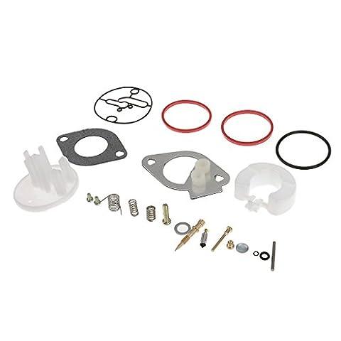 MagiDeal Carburateur Construction Kit 25Pcs Ensemble DIY Pour Briggs et Stratton Carbs 796184 Accessoire Auto