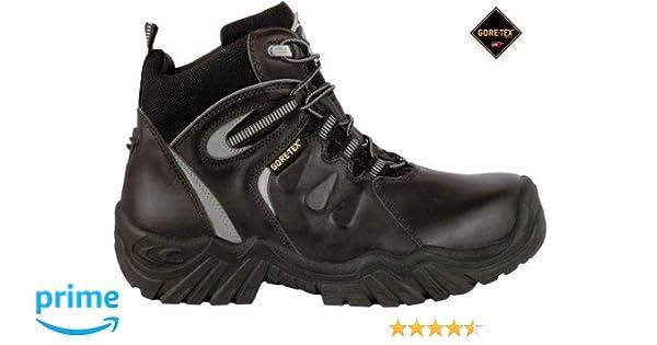 nero Cofra dimensione 39 80390-000 Stivali di sicurezza S3 Monviso impermeabile con GORE-TEX