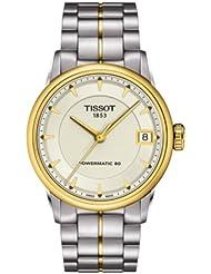 Damen-Armbanduhr XS Analog Automatik Edelstahl T086.207.22.261.00