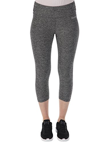 Bench Damen Leggings Rajak B, Stormcloud Marl, M, BLNF0049B