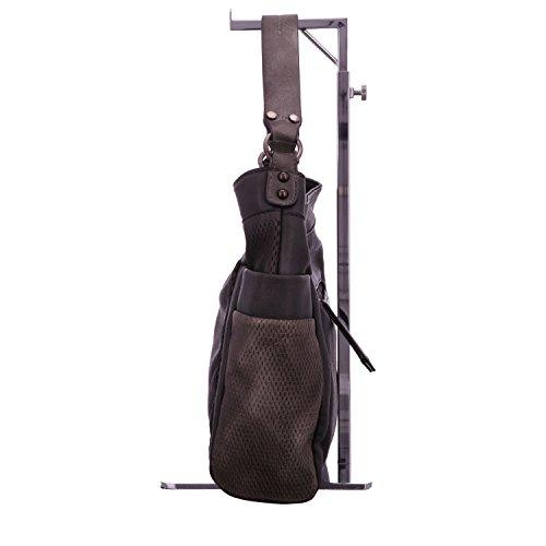 Suri Frey Jenny Borsa a spalla 27 cm Grey Black