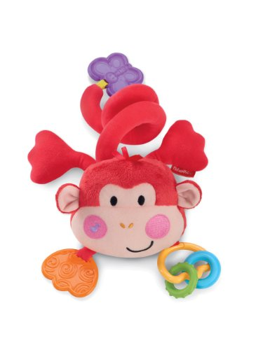 fisher-price-discover-n-grow-musical-monkey-stroller-toy-japan-import