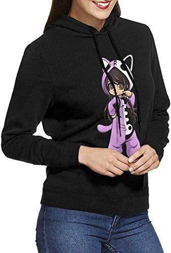 As You Will See MyStreet Aphmau Gaming Ladies Custom Kapuzenshirt, Damenmode Pullover -