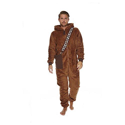 Star Wars Chewbacca Overall braun, Braun, -