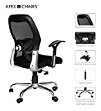 #8: Apex AM-5002 Apollo Medium Back Office Chair