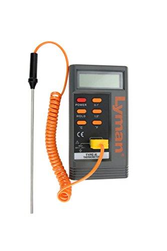 Lyman Digital führen Thermometer