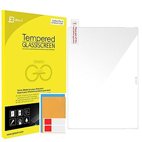Surface Pro 3 Protection écran, JETech Prime en Verre Trempé