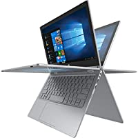 TREKSTOR PRIMEBOOK C11 Wifi / Volks-Laptop, 29,5 cm (11,6 Zoll) Convertible Laptop (Intel Celeron N3350, 64GB interner Speicher, 4GB RAM, Win 10 Home, QWERTZ Tastatur)