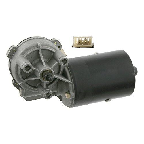 febi bilstein 17086 Scheibenwischermotor (vorne) Wischermotor, 1 Stück