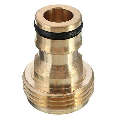laiton tuyau/tuyau d'arrosage Raccord de robinet, massif d'eau Raccord de tuyau, adaptateur de robinet de cuisine pour maison jardin