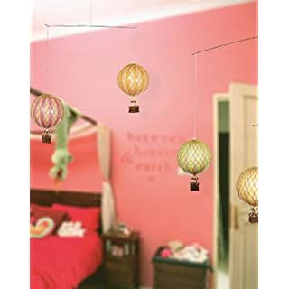 Authentic Models Balloon Mobile, Pastel