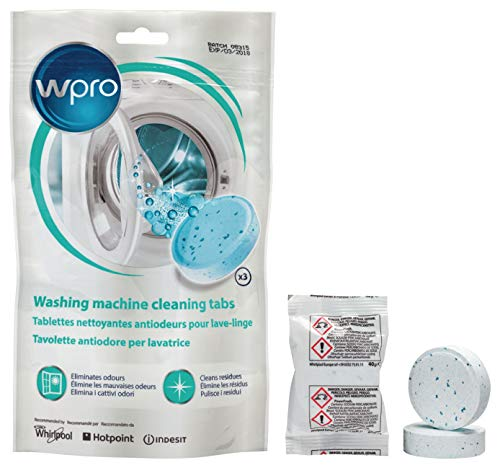TronicXL - Pastillas limpieza profesionales lavadoras