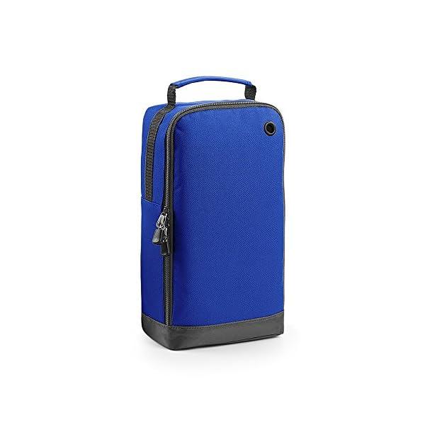 413lQwaQ56L. SS600  - BagBase - Bolsa deportiva para zapatos (8 litros)