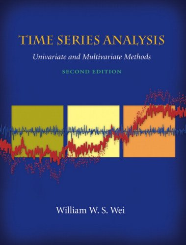 Time Series Analysis: Univariate and Multivariate Methods
