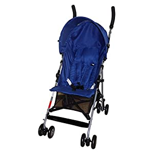 "Babyco Trend Light Weight Stroller (Blue) phil&teds 4-in-1 modular seat Modes include parent facing, forward facing, lie flat & lie flat off the buggy 12"" aeromax puncture free wheels 11"