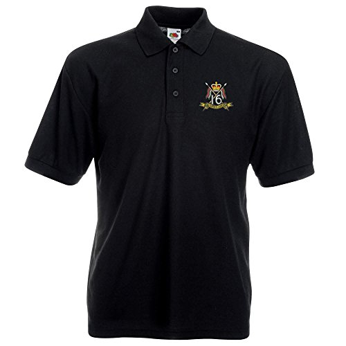 16th/5th The Queen's Royal Lancers Embroidered Polo
