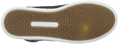 Bullboxer 185m83690d Damen Oxford Sneakers Braun (p899)