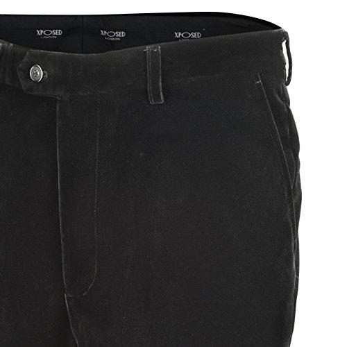 Xposed Herren Anzugjacke * One size Trouser-Black ...