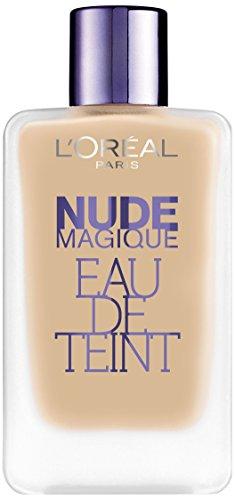 L'Oreal Nude Magique Eau De Teint Stiftung - 110 Warm Ivory