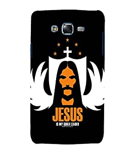 printtech Lord God Jesus Quotes Back Case Cover for Samsung Galaxy Core i8262 / Samsung Galaxy Core i8260