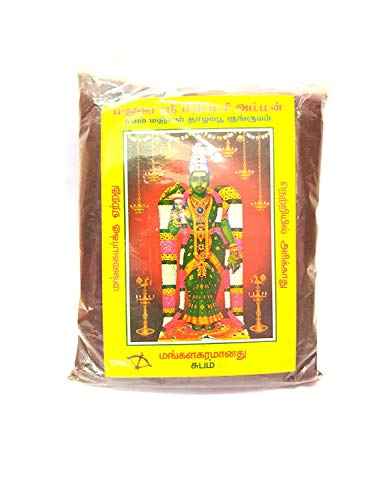Madurai Products Madurai Meenakshi Thalampoo Kungumam Pack