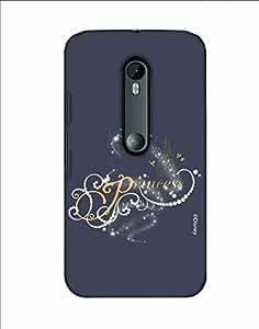 Pick Pattern Back Cover for Motorola Moto G (3rd gen)