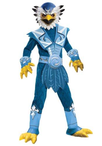 Skylanders Deluxe Jet-Vac Fancy dress costume Medium (Jet Vac Kostüm)