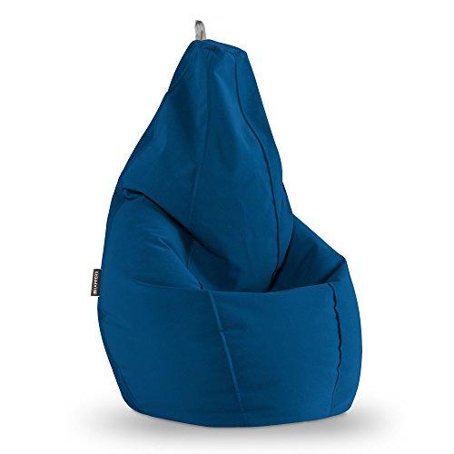 HAPPERS Puff Pera Aquaclean Carabú Azul Infantil