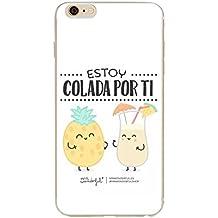Funda Carcasa TPU Silicona MR Wonderful iPhone 6 /6S - Todos los modelos (Modelo 19)