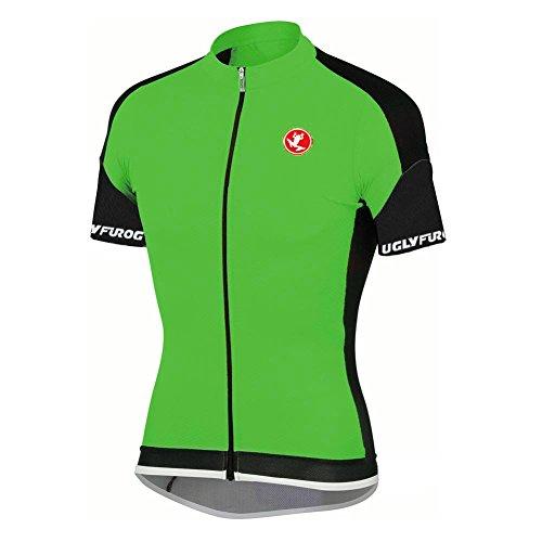 Uglyfrog Short Sleeve Cycling Jersey Mens Summer Top Outdoors Sportswear Bike Shirt H26