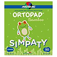 Ortopad-Simpaty Cer Ocul J 50P