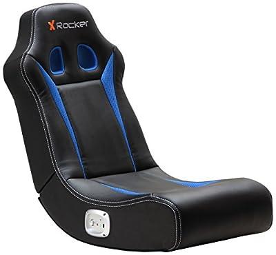 X Rocker Banshee 2.0 Floor Rocker Gaming Chair - inexpensive UK light store.